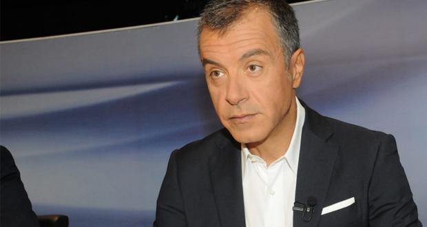 Ο Σταύρος Θεοδωράκης στο δελτίο ειδήσεων του ΑΝΤ1