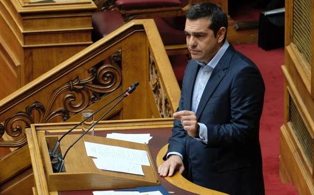 Τσίπρας: Αποδείξαμε ότι έχουμε σχέδιο για τη συνταγματική αναθεώρηση (video)