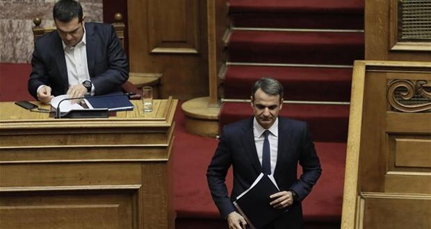 Μαξίμου – ΝΔ: Ντιμπέιτ… ανακοινώσεων για το Σκοπιανό