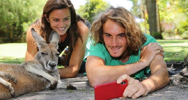 Πρωτοχρονιά στο μακρινό Περθ στην Αυστραλία έκαναν…