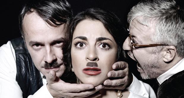 Θέατρο Βαφείο – Λάκης Καραλής: «MEIN KOMPLEX» – Όταν ο Hitler συνάντησε τον Freud…