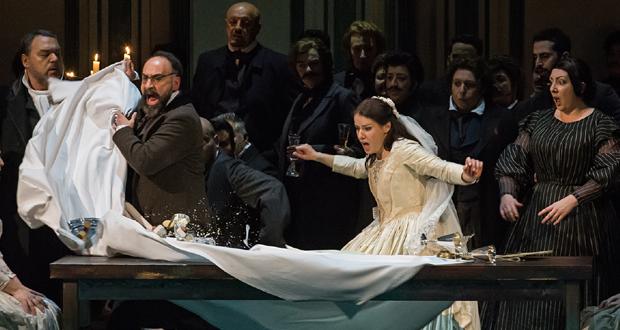 Η Λουτσία ντι Λαμμερμούρ επιστρέφει στην Εθνική Λυρική Σκηνή σε συμπαραγωγή με τη Βασιλική Όπερα του Λονδίνου