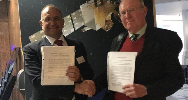 Υπογραφή μνημονίου συνεργασίας μεταξύ Ελληνικού και Μεξικανικού Διαστημικού Οργανισμού
