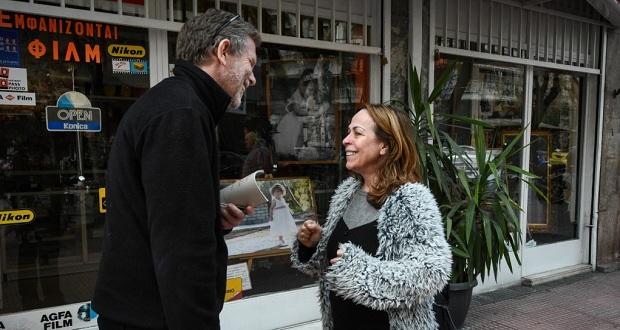 Ο Παύλος Γερουλάνος στα Σεπόλια: «Οφείλουμε να δώσουμε πίσω στους κατοίκους των Σεπολίων την ελπίδα ότι θα αλλάξει κάτι στη γειτονιά τους»