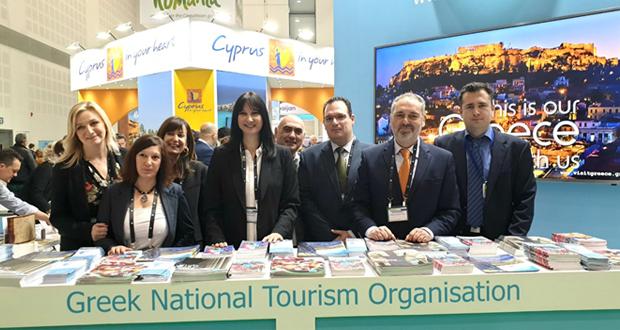 Στρατηγική επιλογή της υπουργού Τουρισμού  Έλενας Κουντουρά η δυναμική αύξηση του τουριστικού ρεύματος από το Ισραήλ στη Ελλάδα