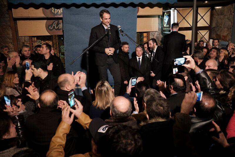 Κυρ. Μητσοτάκης: Εκτίμηση για βουλευτικές εκλογές στις 26 Μαΐου