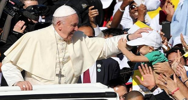 Χριστιανική λειτουργία με τον Πάπα στην καρδιά του Ισλάμ!