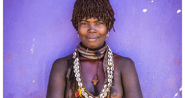 """Ατομική έκθεση φωτογραφίας του Guy Needham: """"Six Tribes"""""""