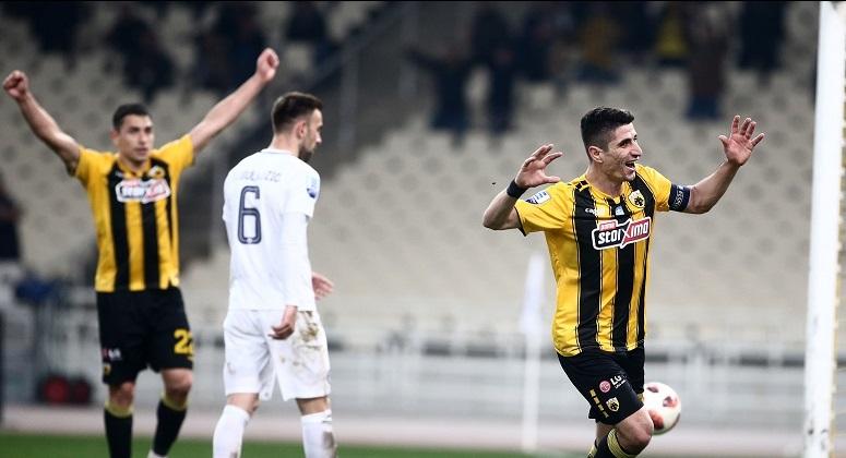 ΑΕΚ – Ατρόμητος 3-0 με υπέροχα γκολ!