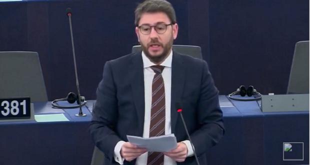 Νίκος Ανδρουλάκης: Γραπτή ερώτηση για τις νέες απειλές του Τούρκου Προέδρου Ταγίπ Ερντογάν, ότι θα μετατρέψει την Αγία Σοφία από μουσείο σε τέμενος