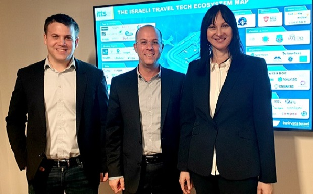 Η Υπουργός Τουρισμού Έλενα Κουντουρά στο Τελ-Αβίβ για την προώθηση της τουριστικής συνεργασίας μεταξύ Ελλάδας-Ισραήλ μέσω της καινοτομίας και της τεχνολογίας
