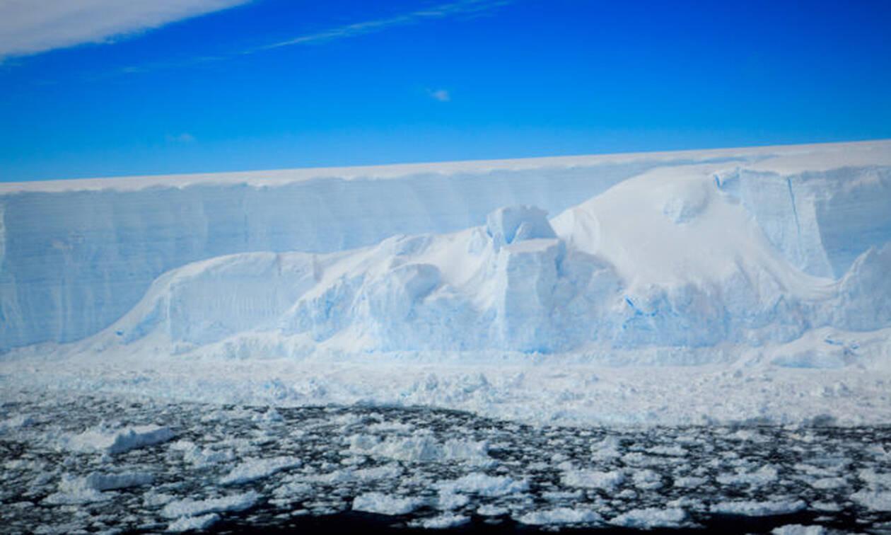 NASA: Παγόβουνο – γίγαντας απειλεί την ανθρωπότητα