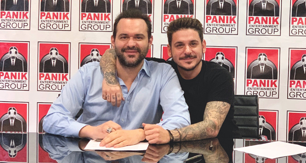 STAN: Ανανέωσε το συμβόλαιό του με την Panik Records