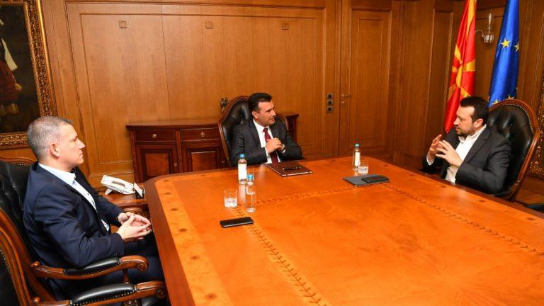 Ν. Παππάς: Νέα εποχή φιλίας και συνεργασίας μεταξύ Ελλάδας-Βόρειας Μακεδονίας