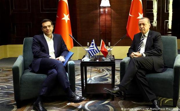 «Σχέση συμφέροντος συνδέει Τσίπρα με Ερντογάν»