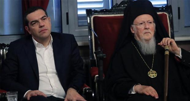 """Βαρθολομαίος: """"Οι καιροί αλλάζουν, όμως η αποστολή της Εκκλησίας παραμένει αμετακίνητη"""""""