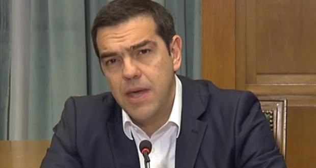Αλέξης Τσίπρας: Εκφράζω τα θερμά μου συλλυπητήρια για τους ανθρώπους που χάθηκαν στη Χαλκιδική