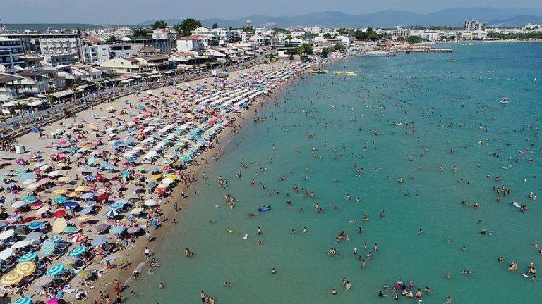 29,5 δισ. δολάρια τα έσοδα από τον τουρισμό στην Τουρκία το 2018