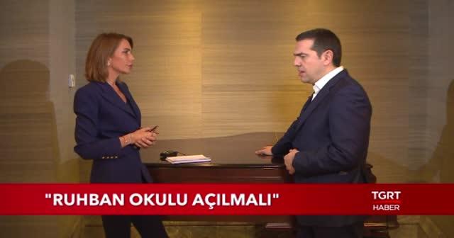 Αλ. Τσίπρας στο τουρκικό κανάλι TGRT News: Έλληνες και Τούρκοι έχουμε πολλά κοινά