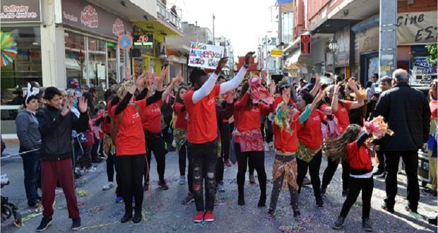 4η παρέλαση Αρμάτων στη δημοτική ενότητα Νίκαιας