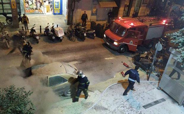Αιχμές αστυνομικών για την επίθεση στο Α.Τ. Ακροπόλεως: «Ανεξέλεγκτοι οι μπαχαλάκηδες»