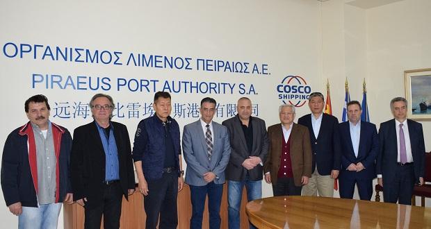 Υπογραφή Νέας Συλλογικής Σύμβασης Εργασίας στον ΟΛΠ