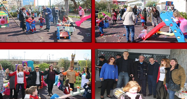 Δήμος Πειραιά: Γιορτές για την Τσικνοπέμπτη στα επτά Ειδικά Σχολεία της πόλης και στον 24ο βρεφονηπιακό σταθμό