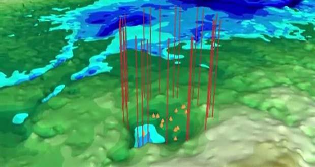 """NASA: Τι είναι """"θαμμένο"""" κάτω από τους πάγους της Γροιλανδίας"""