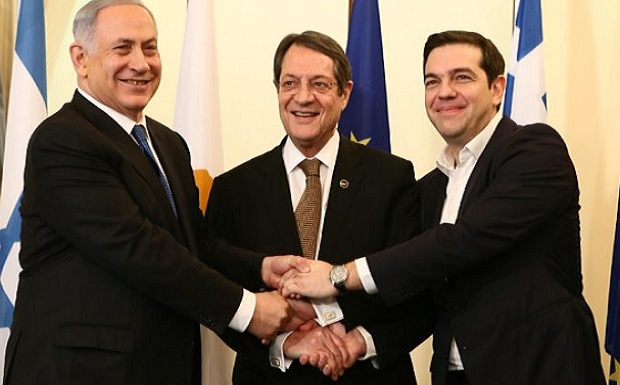 Καθόλου τυχαία η συμμετοχή των ΗΠΑ στην Τριμερή Ελλάδας – Κύπρου – Ισραήλ