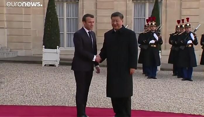 Γαλλία – Κίνα: Εμπορικές συμφωνίες δισεκατομμυρίων ευρώ!