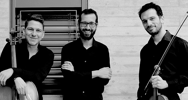 """Τρίο el Greco: Οι δύο """"Σχολές της Βιέννης"""" – Έργα Χάυντν, Σούμπερτ, Σκαλκώτα στο Μέγαρο Μουσικής Αθηνών"""