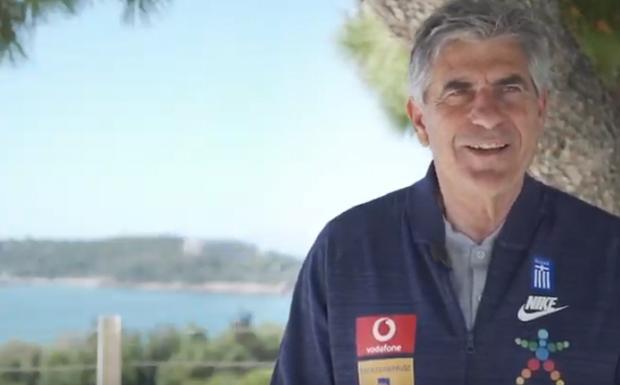 Άγγελος Αναστασιάδης στον ΟΠΑΠ: «Η αρχή είναι το ήμισυ του παντός. Δεν υπάρχουν εύκολα παιχνίδια»