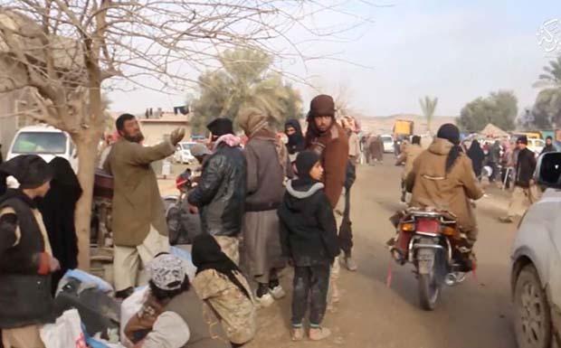 Εκατοντάδες τζιχαντιστές στα χέρια των Συριακών Δυνάμεων στη Μπαγκούζ – Επαναπατρίζονται 20.000 Ιρακινοί
