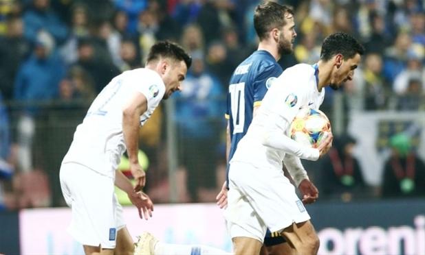 Πολύτιμη ισοπαλία 2-2 για την Εθνική στη Βοσνία – Αναστασιάδης: Αδικούν τους εαυτούς τους με τον τρόπο που λειτουργούν