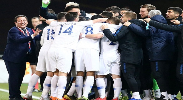 Με το… δεξί στα προκριματικά του Euro 2020 η Εθνική, νίκησε με 0-2 το Λιχτενστάιν