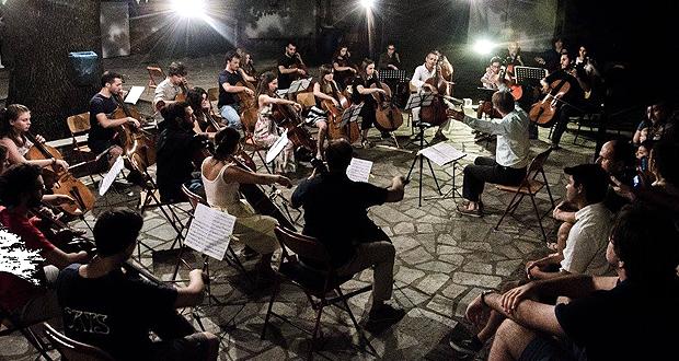 Εναλλακτική Σκηνή Εθνικής Λυρικής Σκηνής: Αφιέρωμα στο Φεστιβάλ Βιολοντσέλου του Διεθνούς Φεστιβάλ Πηλίου