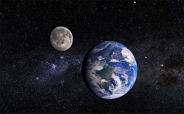 NASA: Σχεδιάζει επιστροφή στη Σελήνη έως το 2020