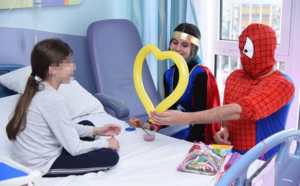 Ο ΟΠΑΠ δίπλα στα παιδιά που νοσηλεύονται στα παιδιατρικά νοσοκομεία