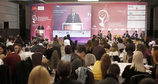 Ομιλία του Προέδρου της ΚΕΔΕ Γ. Πατούλη για το brain drain στο Second Youth Summit του Economist