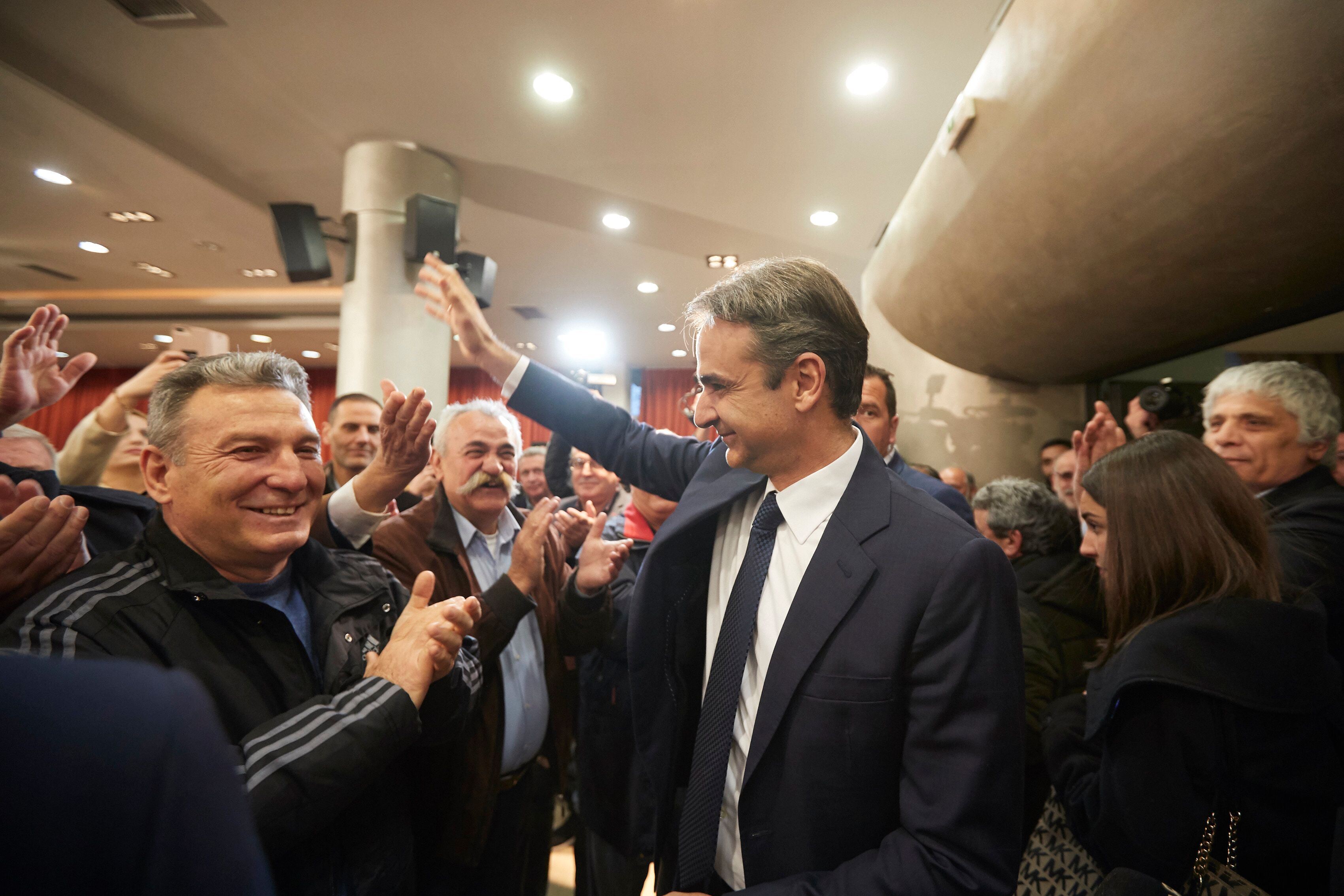 Κ. Μητσοτάκης: «Όχι» χαλαρή ψήφος στις ευρωεκλογές