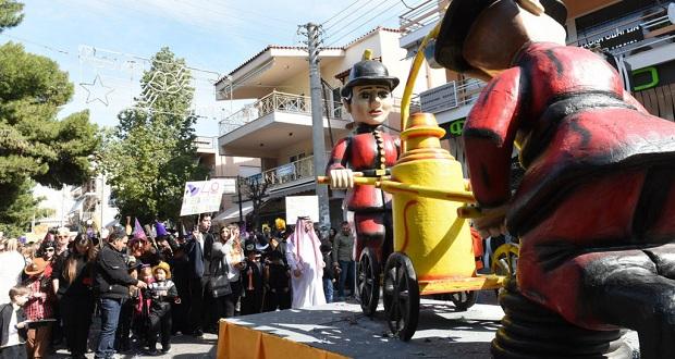 Όλα έτοιμα για το Μεγάλο αποκριάτικο Καρναβάλι στο Χαϊδάρι!