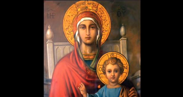 """""""Η ακολουθία των Χαιρετισμών της Παναγίας"""" ψάλλει ο Πέτρος Γαϊτάνος"""