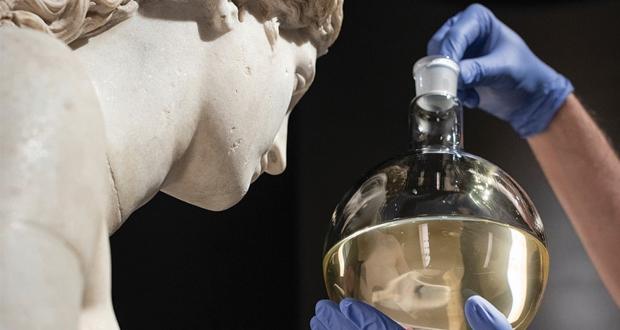 Εθνικό Αρχαιολογικό Μουσείο: Το άρωμα της αρχαιότητας ξαναγεννιέται φασκόμηλο & κορίανδρος