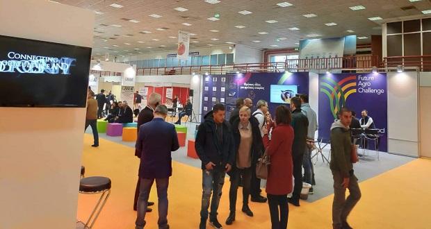 Το υπουργείο ΨΗΠΤΕ φιλοξένησε 12 startups στην κλαδική Έκθεση Φρούτων και Λαχανικών της Helexpo, Freskon 2019