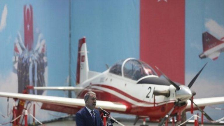 Νέα πρόκληση Ακάρ: Η Τουρκία θα απαντήσει σε οποιαδήποτε ενέργεια στις θάλασσες (video)