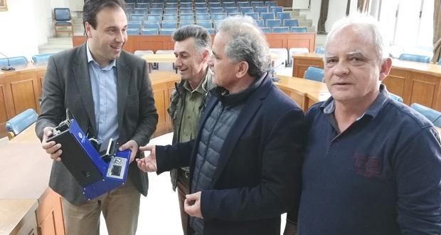Δωρεά 3D εκτυπωτών από τον Δήμο Τρικκαίων σε σχολεία
