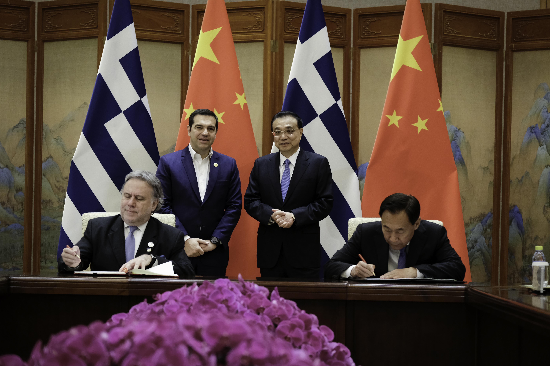 Υπεγράφη νέο τριετές Πλαίσιο Συνεργασίας Ελλάδας – Κίνας