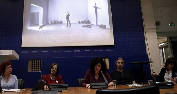 Παρουσίαση της ελληνικής συμμετοχής στην 58η Biennale di Venezia