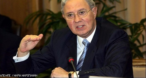 Δεν τα βλέπει καλά τα πράγματα ο πρώην διοικητής της Τράπεζας της Ελλάδος Νίκος Γκαργκάνας…