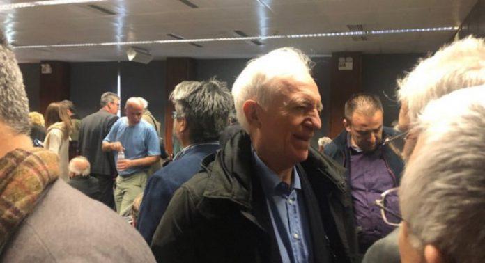 Ο Γιώργος Καραμπελιάς παρουσίασε τους πρώτους υποψηφίους της παράταξής του για τον δήμο της Αθήνας
